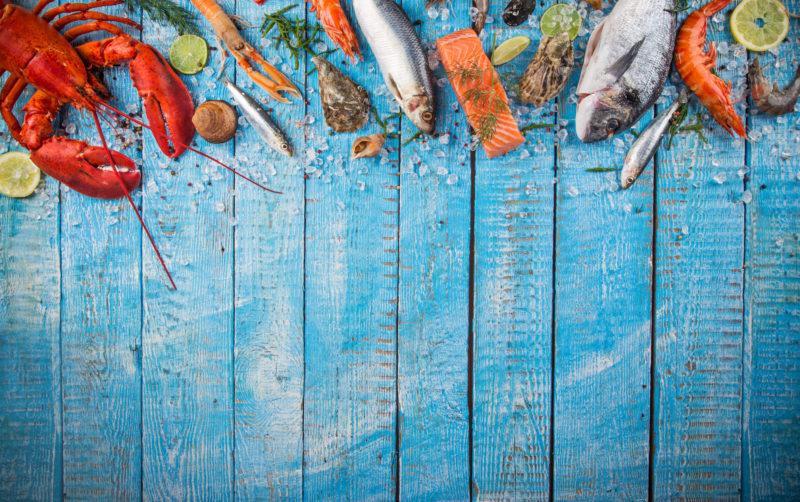 Pescados Altos en Mercurio