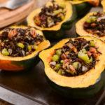 Receta Vegana de Calabaza Rellena (Zapallo Relleno)