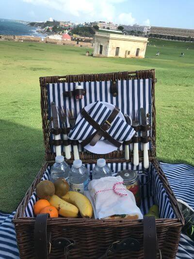 Canasta de picnic