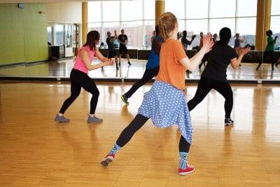 Movimiento saludable en vez de ejercicio estructurado