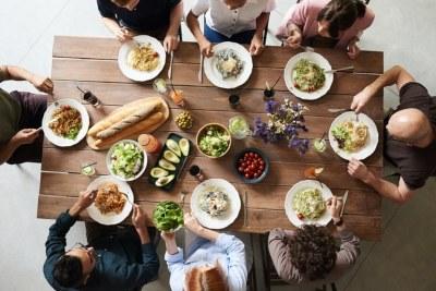 5 pasos para hacer las paces con la comida