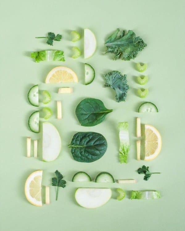 Como hacer jugos verdes en licuadora