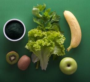 verduras en polvo vs vegetales frescos