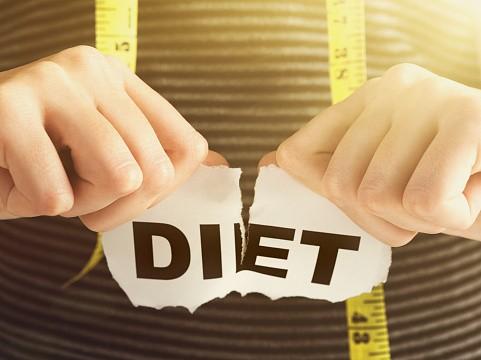 Como dejar de hacer dietas