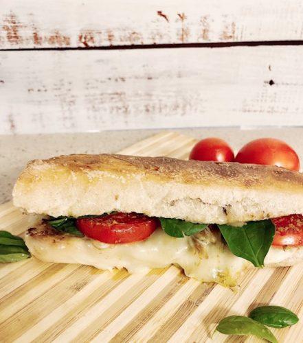 Receta de panini italiano