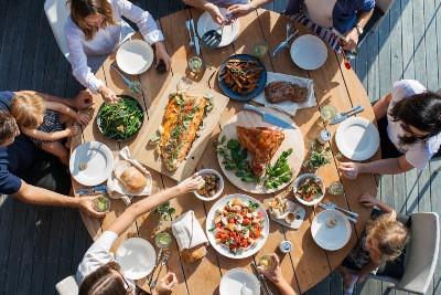 Placer, comida y satisfacción al comer