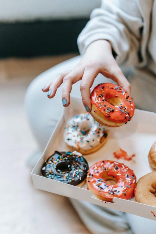 Como dejar de comer por aburrimiento