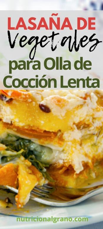 Load Metrics (uses 2 credits) KEYWORD lasagna de vegetales para olla de coccion lenta receta